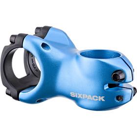 Sixpack Menace Potence Ø31,8mm, blue